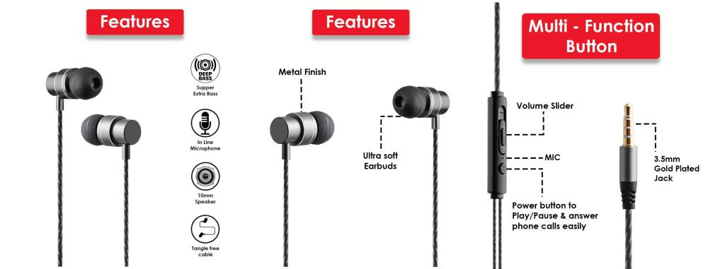 Lenovo Hf118 Wired Headset With Mic (1)
