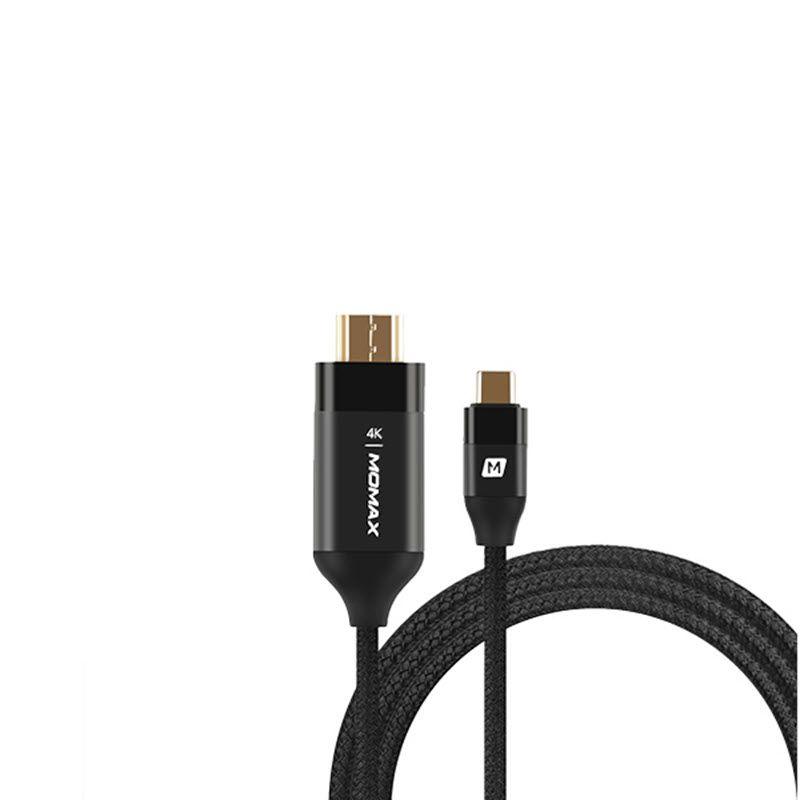 Momax Elitelink Type C To Hdmi 4k Cable 2m (1)