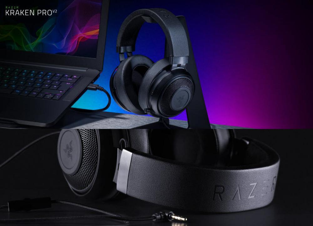 Razer Kraken Pro V2 Gaming Headset (1)
