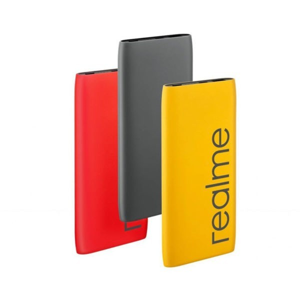Realme 10000mah Power Bank 18w Pd Fast Charge (5)