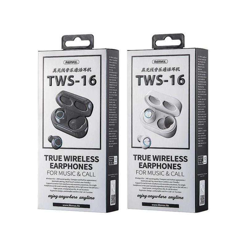 Remax Tws 16 True Wireless Earphones (3)