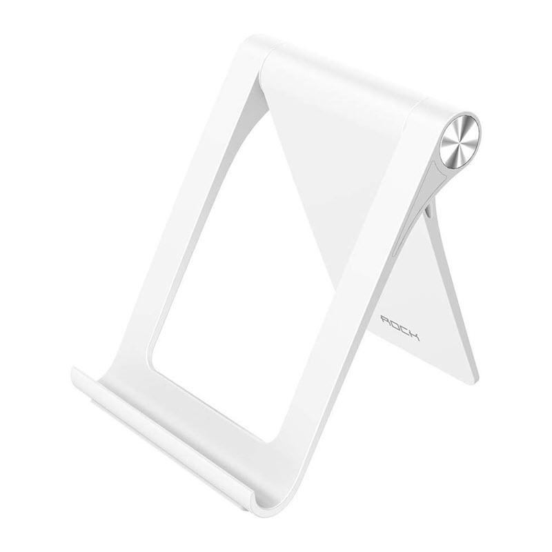 Rock Adjustable Desktop Mobile Phone Tablet Stand (3)