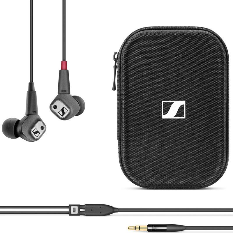 Sennheiser Ie 80 S In Ear Noise Isolating Headphones (1)