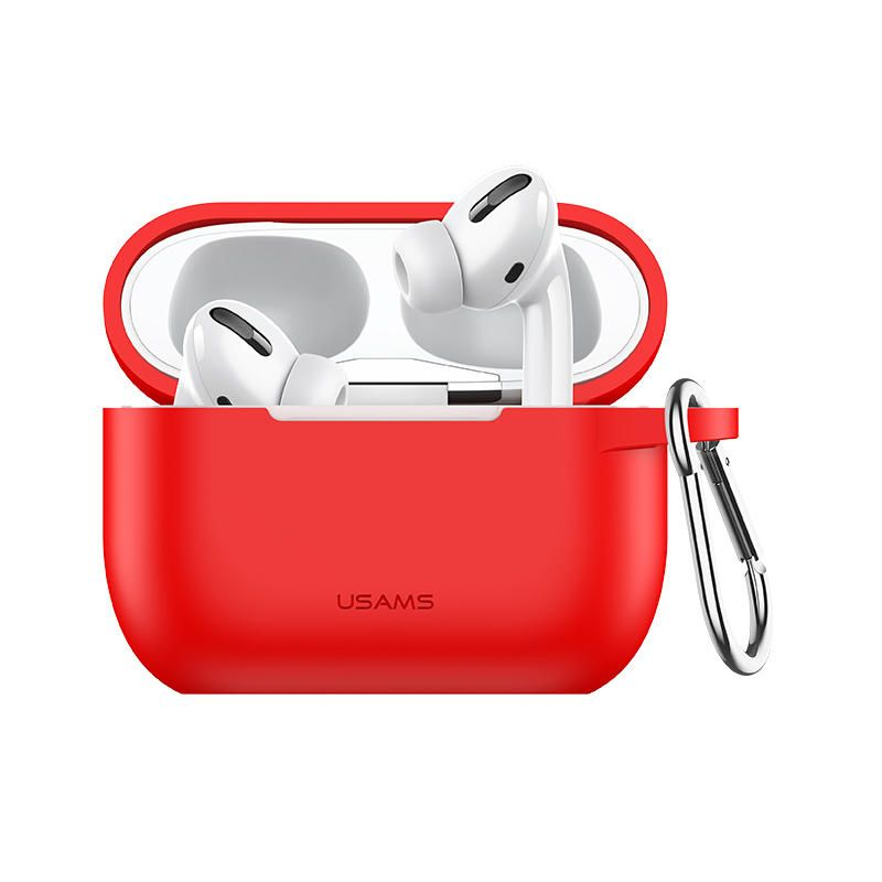 Usams Silicone Case For Apple Airpods Pro (3)