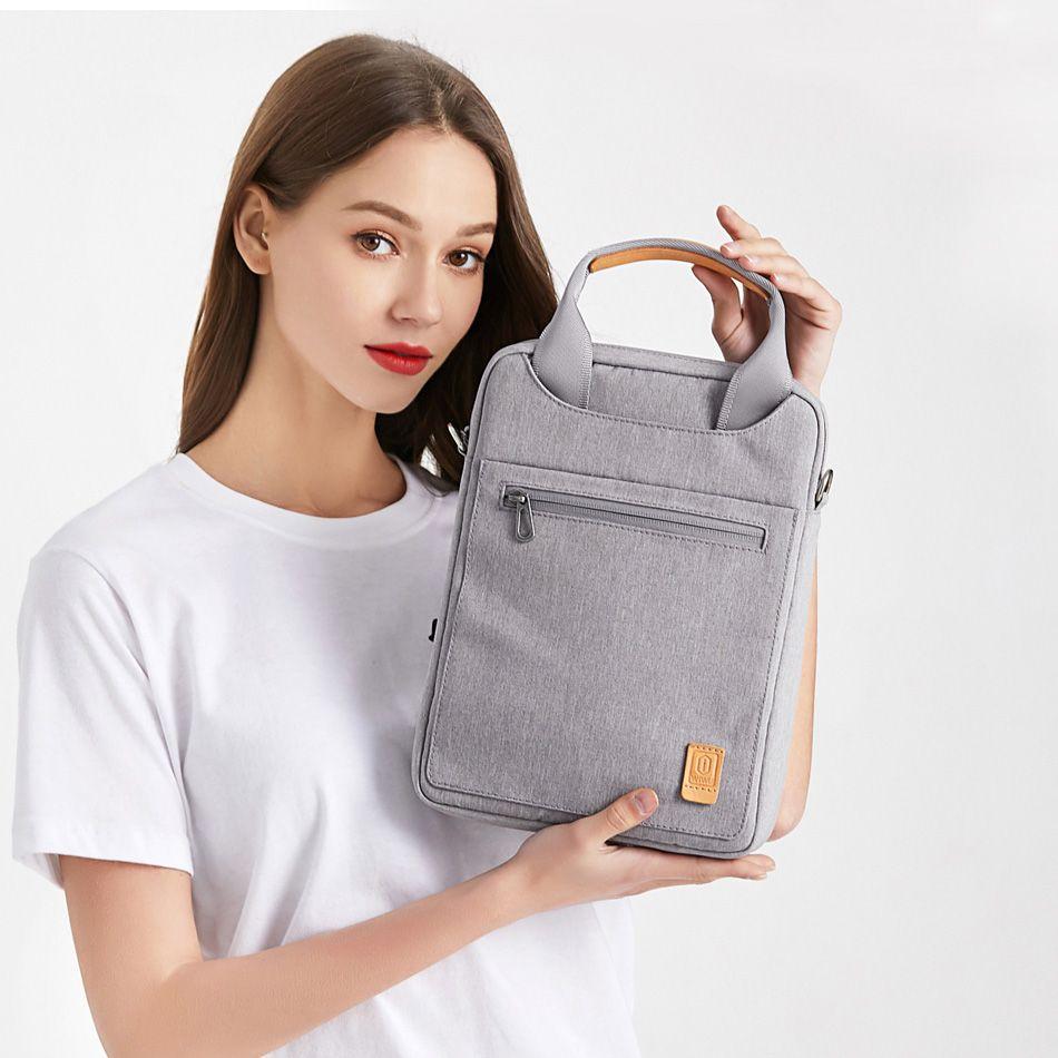 Wiwu Pioneer Shockproof Handle Bags For Laptop Tablet (3)