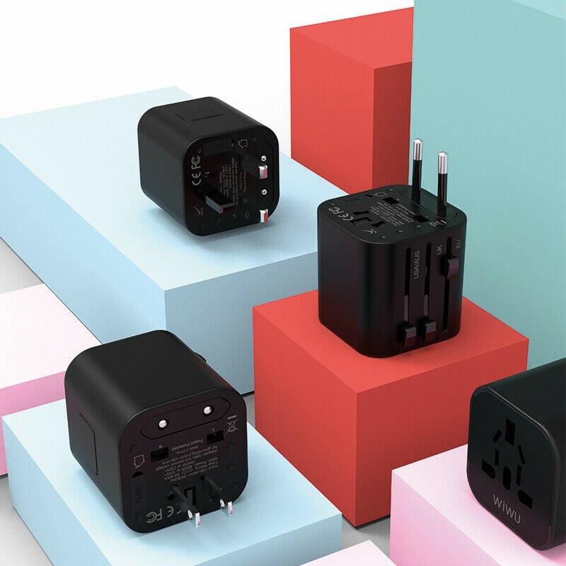Wiwu Ua 101 Universal Plug Adapter (1)