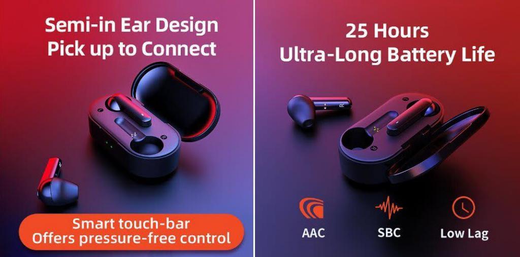 Xundd Tws Bluetooth 5 0 Earphones (3)