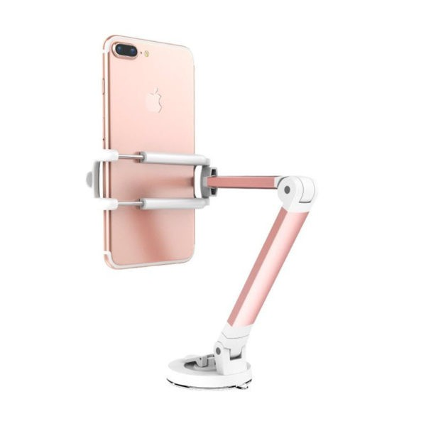 Baseus 360 Degree Rotation Portable Lazy Bracket Universal Phone Holder (4)