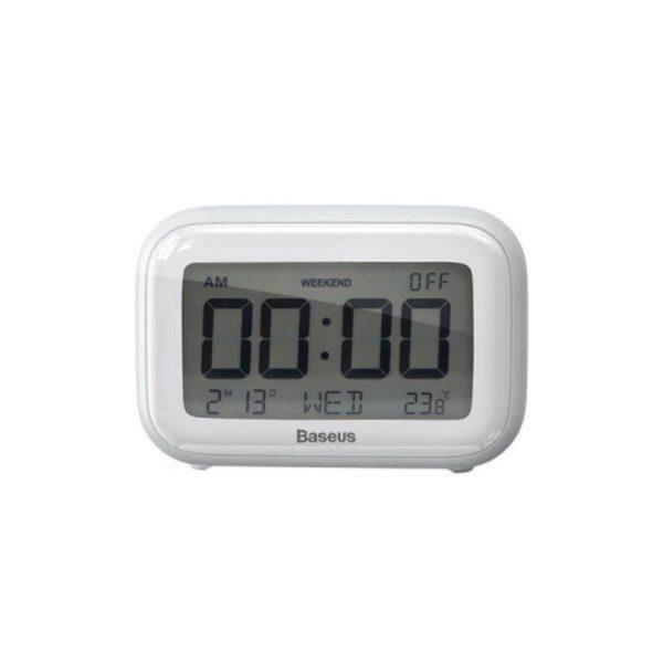 Baseus Multifunctional Silent Desktop Subia Clock (1)
