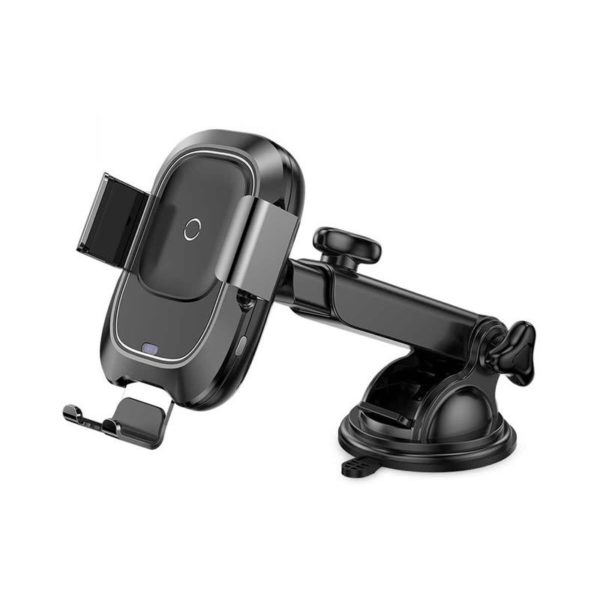 Baseus Smart Vehicle Bracket Wireless Charger (1)