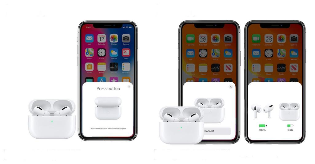 Borofone Be38 Airpods Pro Tws Earbuds (1)