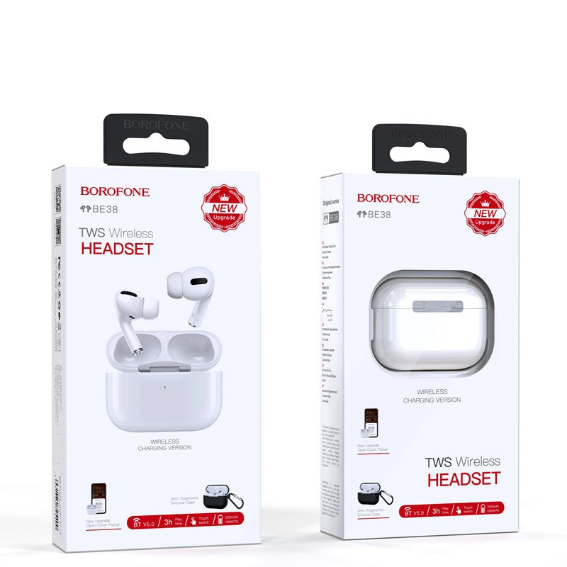 Borofone Be38 Airpods Pro Tws Earbuds (3)