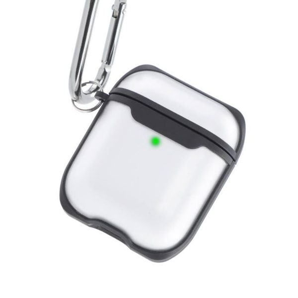 Eggshell Transparent Clear Case For Airpods (2)