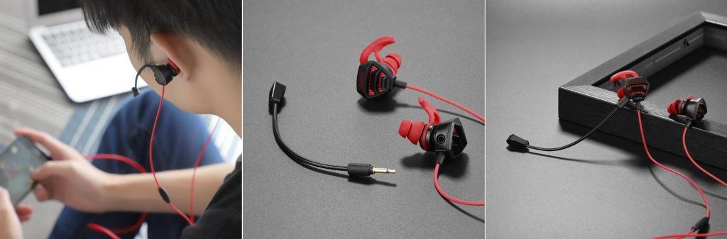 Hoco M45 Promenade Gaming 3 5mm Wired Headphone With Mic (1)