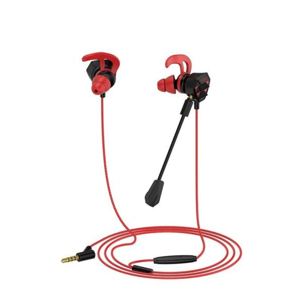 Hoco M45 Promenade Gaming 3 5mm Wired Headphone With Mic (3)