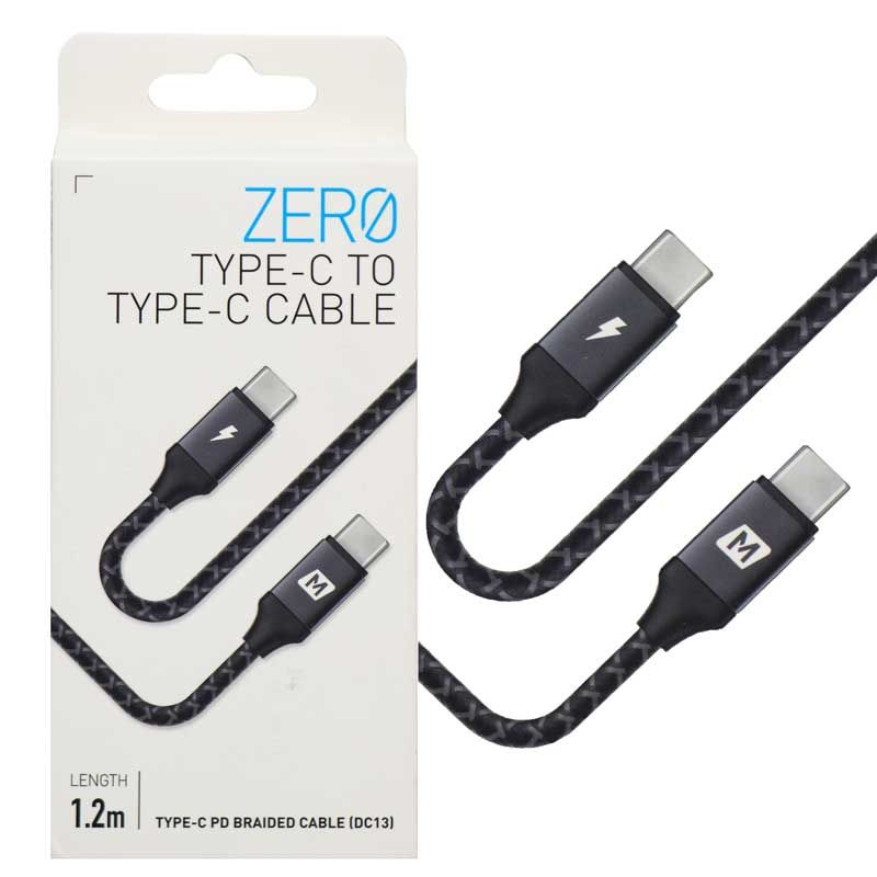 Momax Zero Type C To Type C Cable 60w Pd Quick Charge (1)