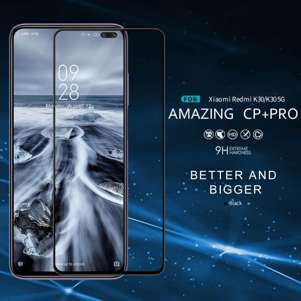 Nillkin Amazing Cp Pro Tempered Glass Screen Protector For Xiaomi Redmi K30 (2)