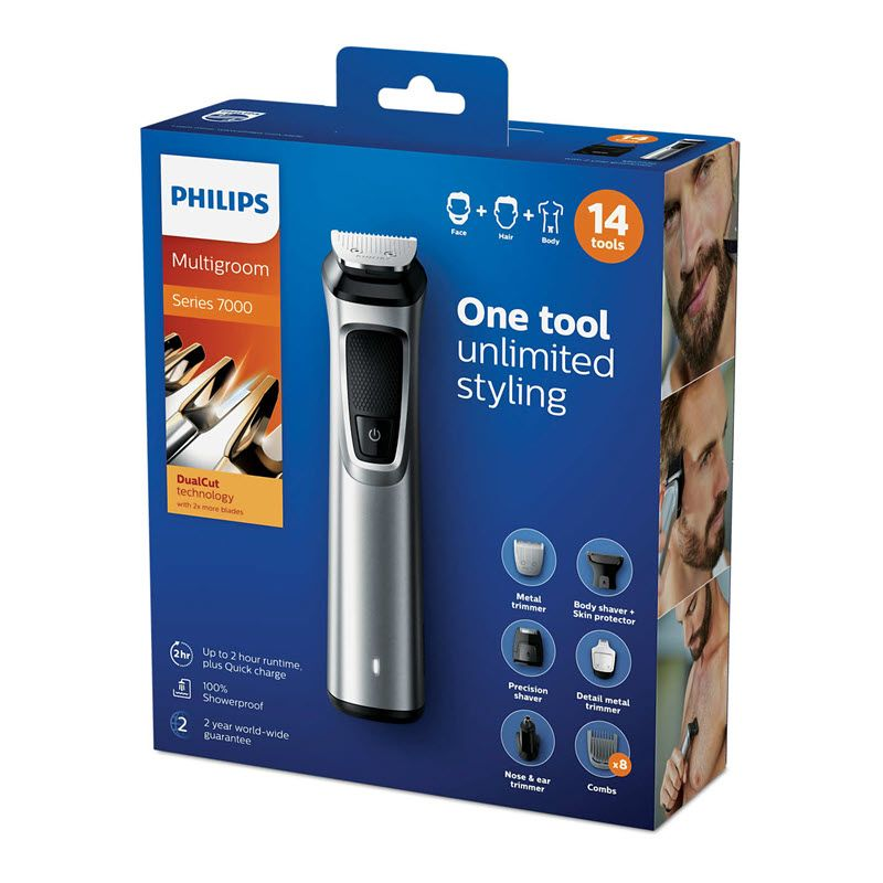 Philips 14 In 1 Electric Shaver Trimmer Set (2)