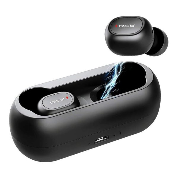 Qcy T1 Tws Bluetooth Wireless Earbuds (2)