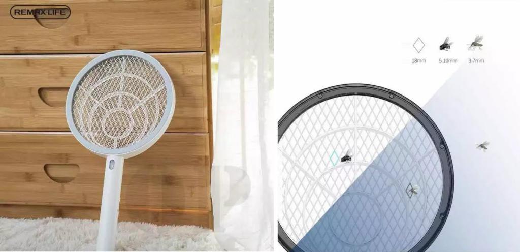 Remax Life Rl Lf11 Meba Series Electronic Mosquito Swatter (3)