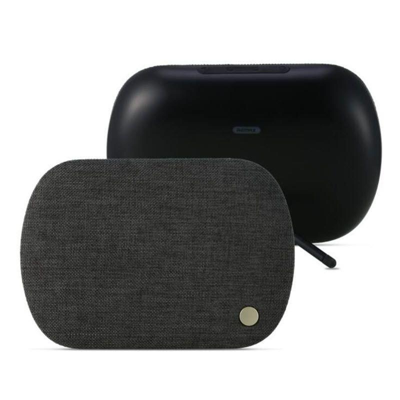 Remax M19 Fabric Stereo Bluetooth Speaker (4)
