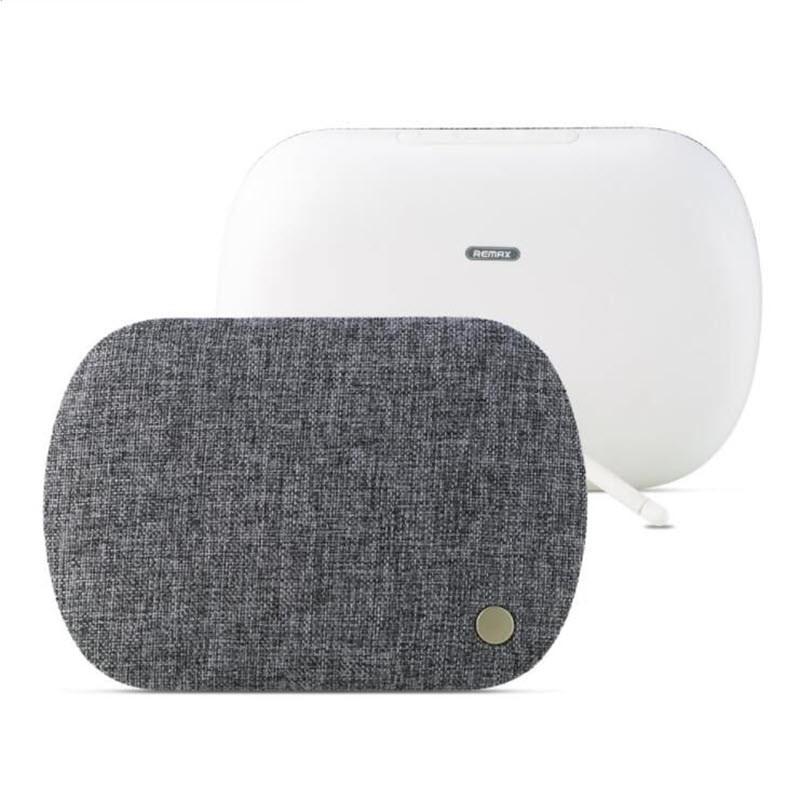 Remax M19 Fabric Stereo Bluetooth Speaker (5)