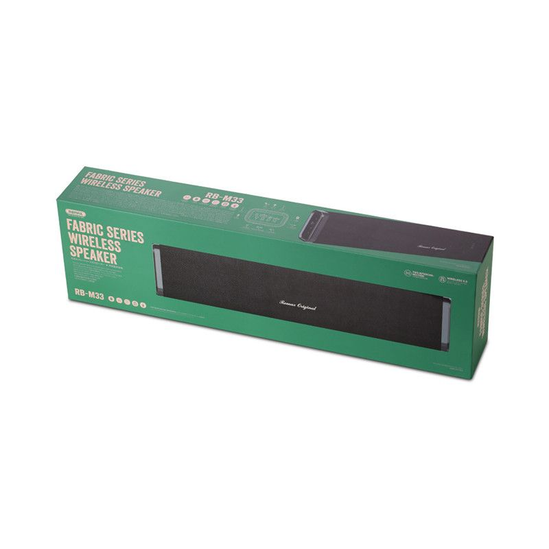 Remax Rb M33 Desktop Fabric Bluetoothspeaker (2)
