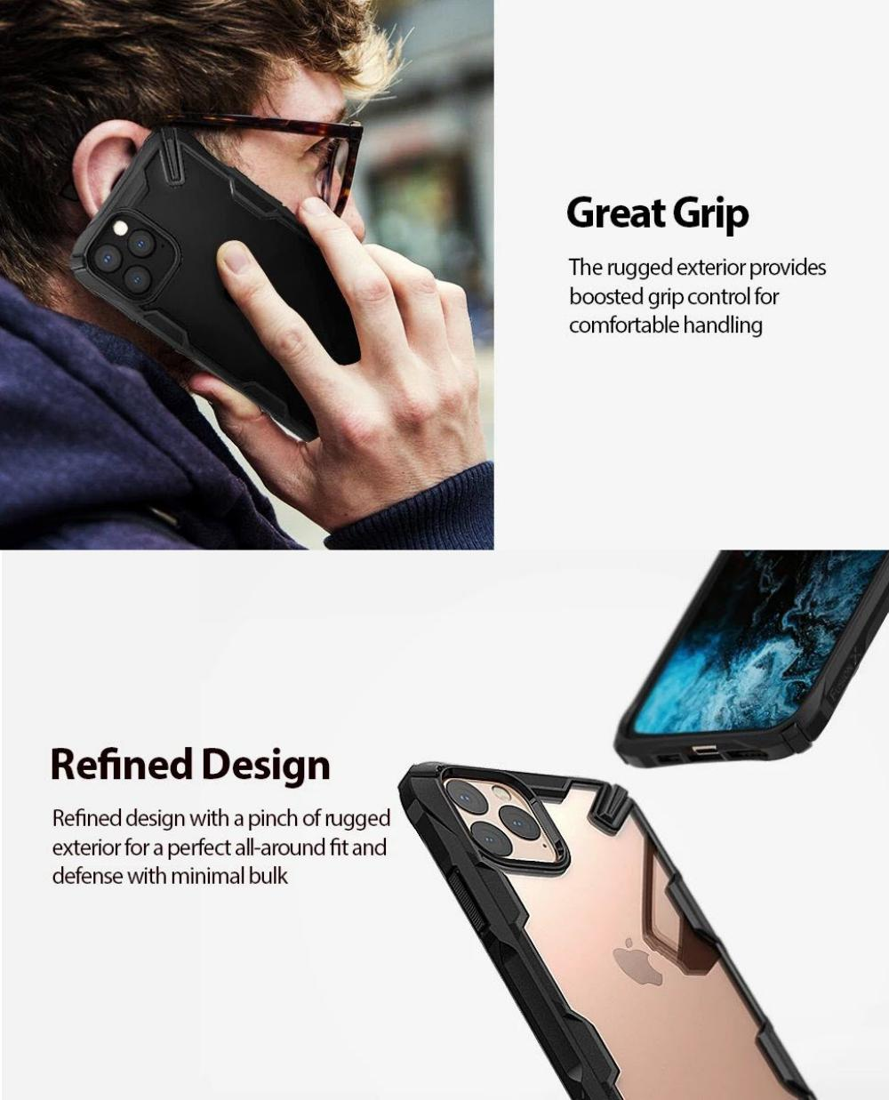 Ringke Fusion X Case For Iphone 11 11 Pro 11 Max Pro (5)