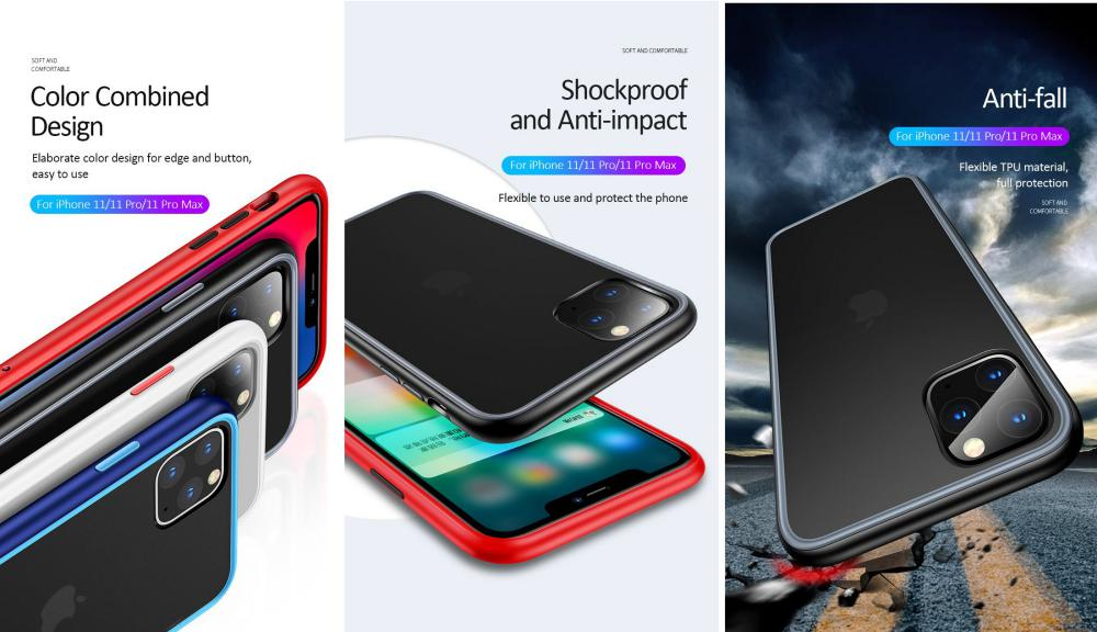 Usams Back Case For Iphone 11 11 Pro 11 Pro Max (4)