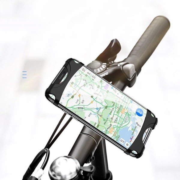 Usams Us Zj053 Bicycle Silicone Mobile Phone Holder (2)