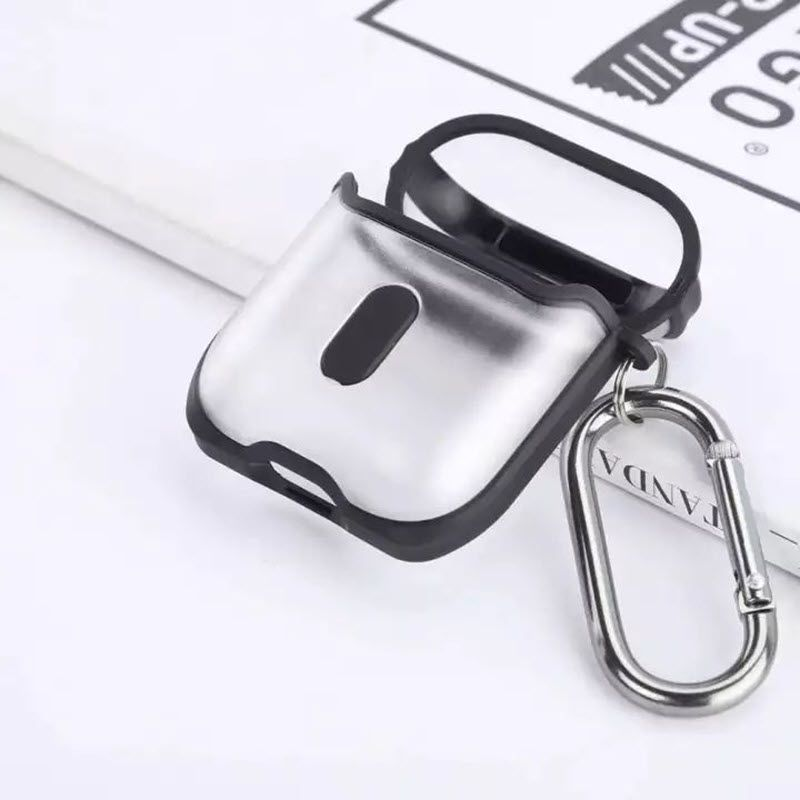 Wiwu Airpods Case Protective Transparent Clear Case (1)