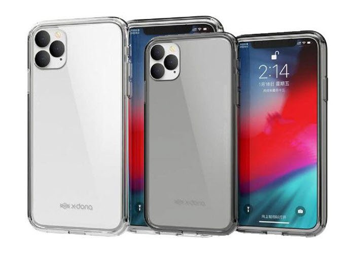 X Doria Clearvue Case For Iphone 11 11 Pro 11 Max Pro (5)