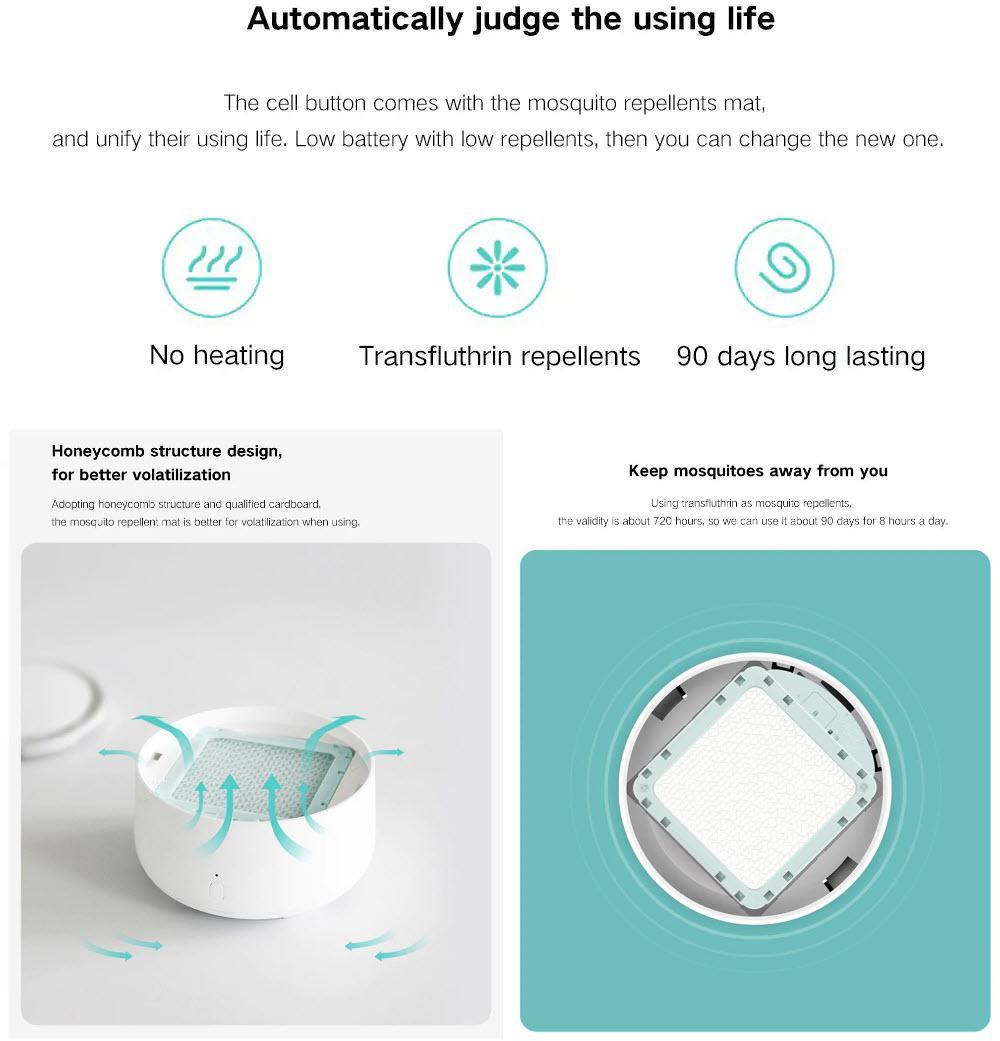 Xiaomi Mi Mijia Mosquito Repellent Mat Refill Filter (2)