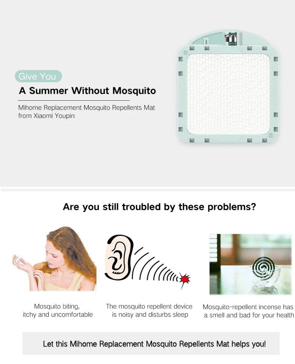 Xiaomi Mi Mijia Mosquito Repellent Mat Refill Filter (3)
