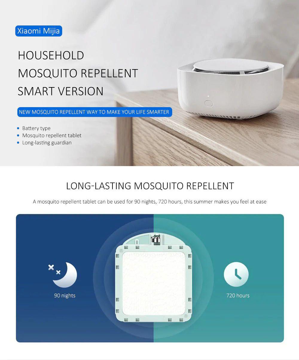 Xiaomi Mijia Mosquito Repellent Killer Smart Version (3)