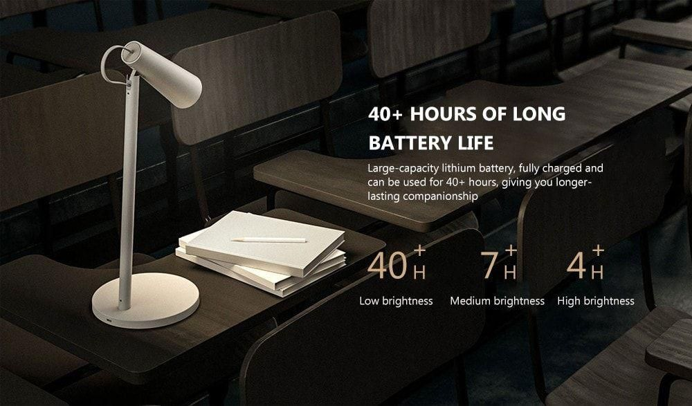 Xiaomi Mijia Wireless Usb Rechargeable Led Table Lamp (1)