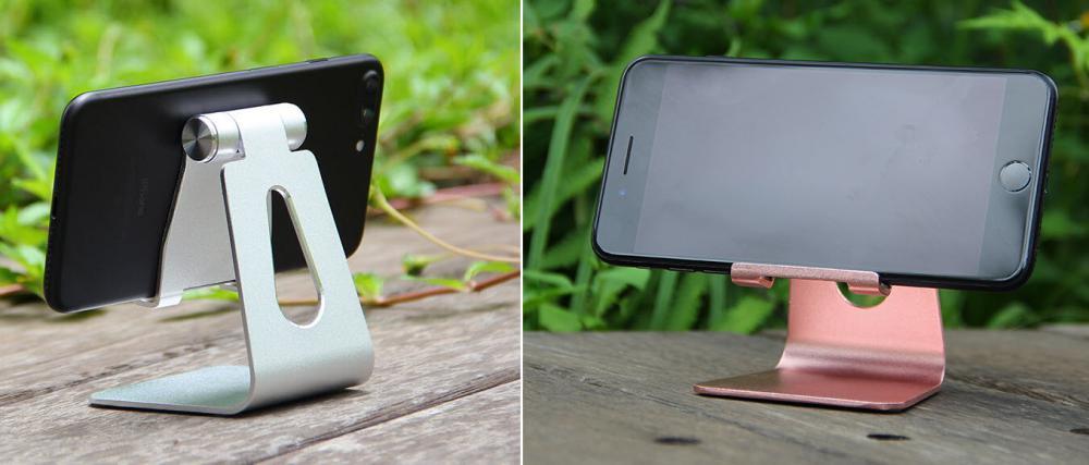 Aluminum Mobile Phone Stand (1)