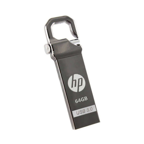 Hp X750w Usb Flash Drive Usb 3 0 64gb High Speed Metal Usb Stick 64gb Pendrive Flash Drive (1)