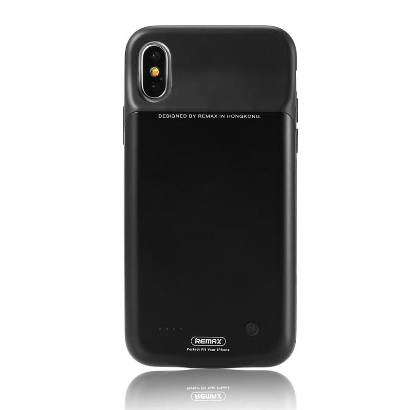 Remax Penen Power Bank With Case For Iphone X Xs (2)