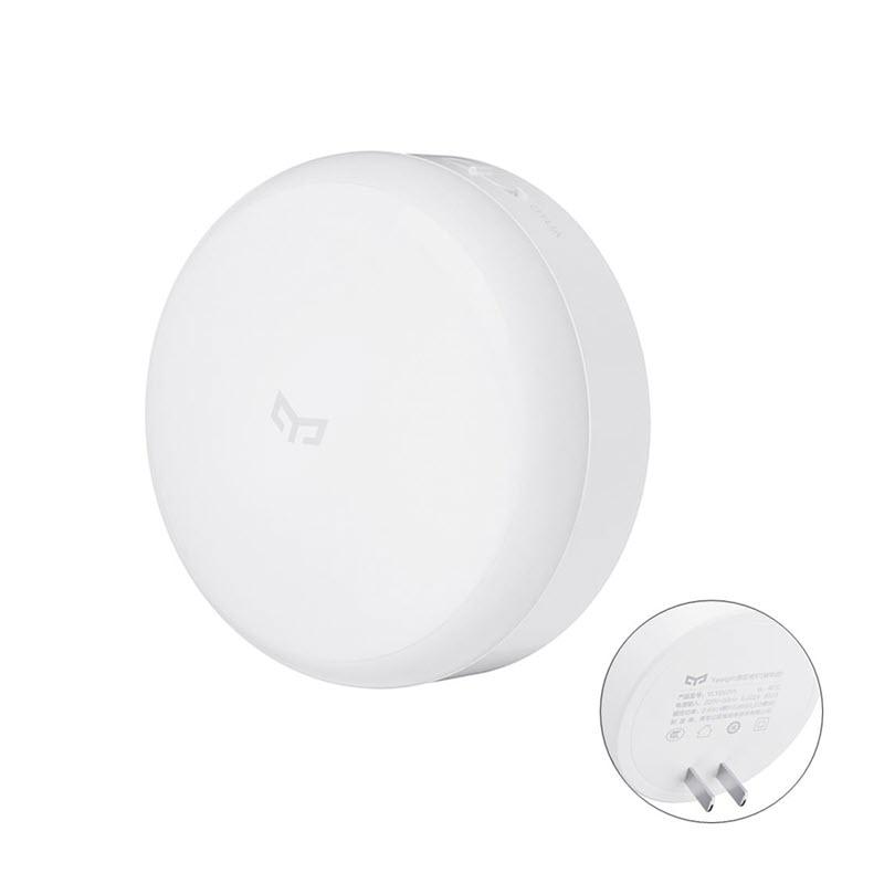 Yeelight Motion Sensor Night Light Smart Induction Plug In (1)