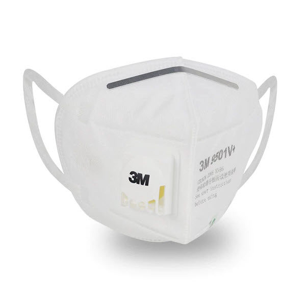 3m 9502v Kn95 Protective Face Mask (1)
