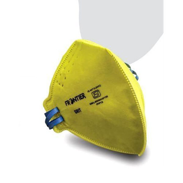 Frontier Grit Face Mask Yellow (1)