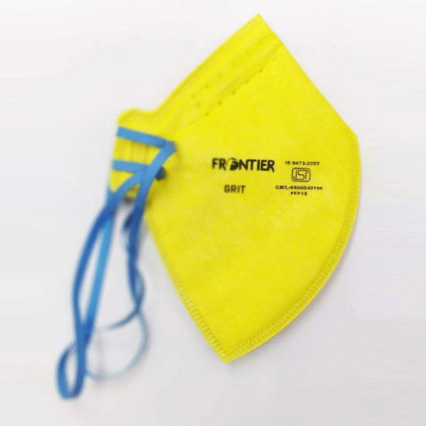 Frontier Grit Face Mask Yellow (2)