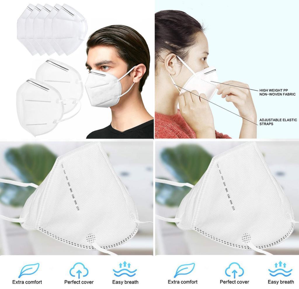 Remax Life Kn95 Ffp2 Protective Mask