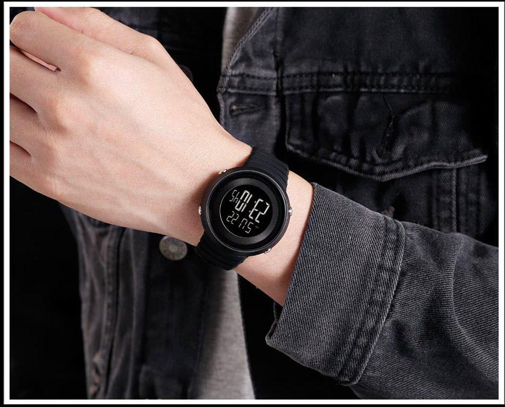 Skmei 1507 Waterproof Men Digital Watch (1)