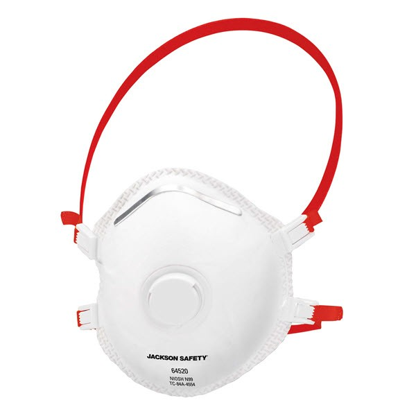 Jackson N99 Particulate Respirator Mask (1)