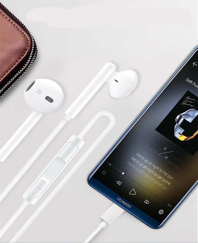 Original Huawei Usb Type C Earphones