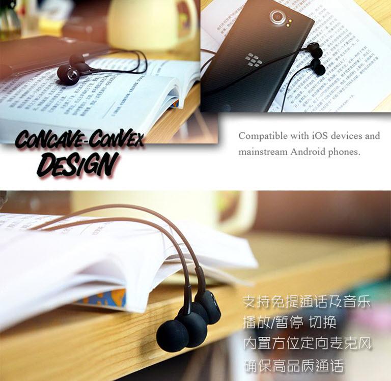 Remax Rm 510 Bass Stereo Earphones With Mic (1)