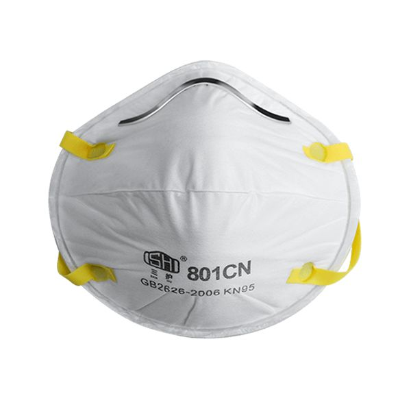Sh 801cn Kn95 Cup Type Mask (1)