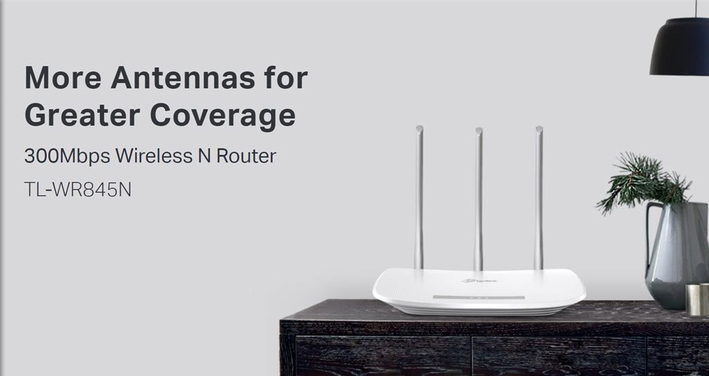 Tp Link Tl Wr845n Wireless Router (2)